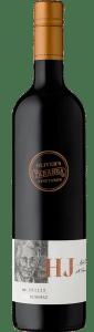 2018_HJ Reserve Shiraz_Oliver's Taranga Vineyards